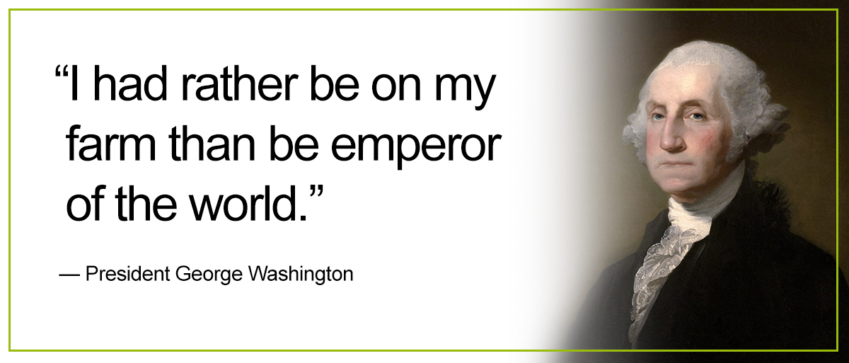 Farmer Quotes | Quotes About Farming From Four Presidents And A Prince Dairy