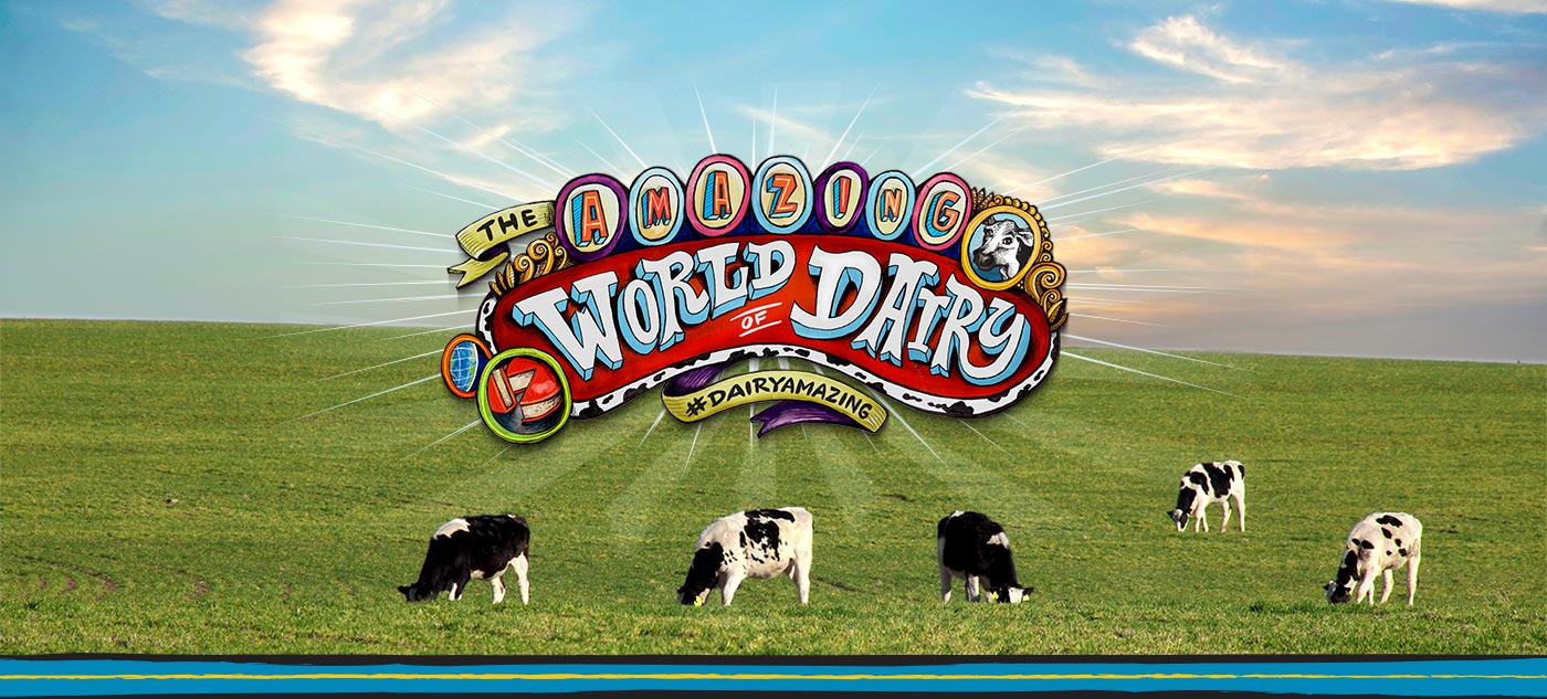 World of Dairy