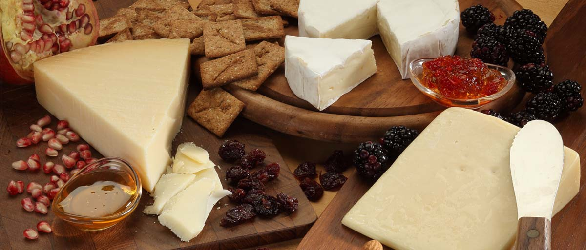 Cheese Pairings: Global Inspirations, Local Creations