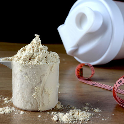 The Whey to Leaner Muscle for Student-Athletes