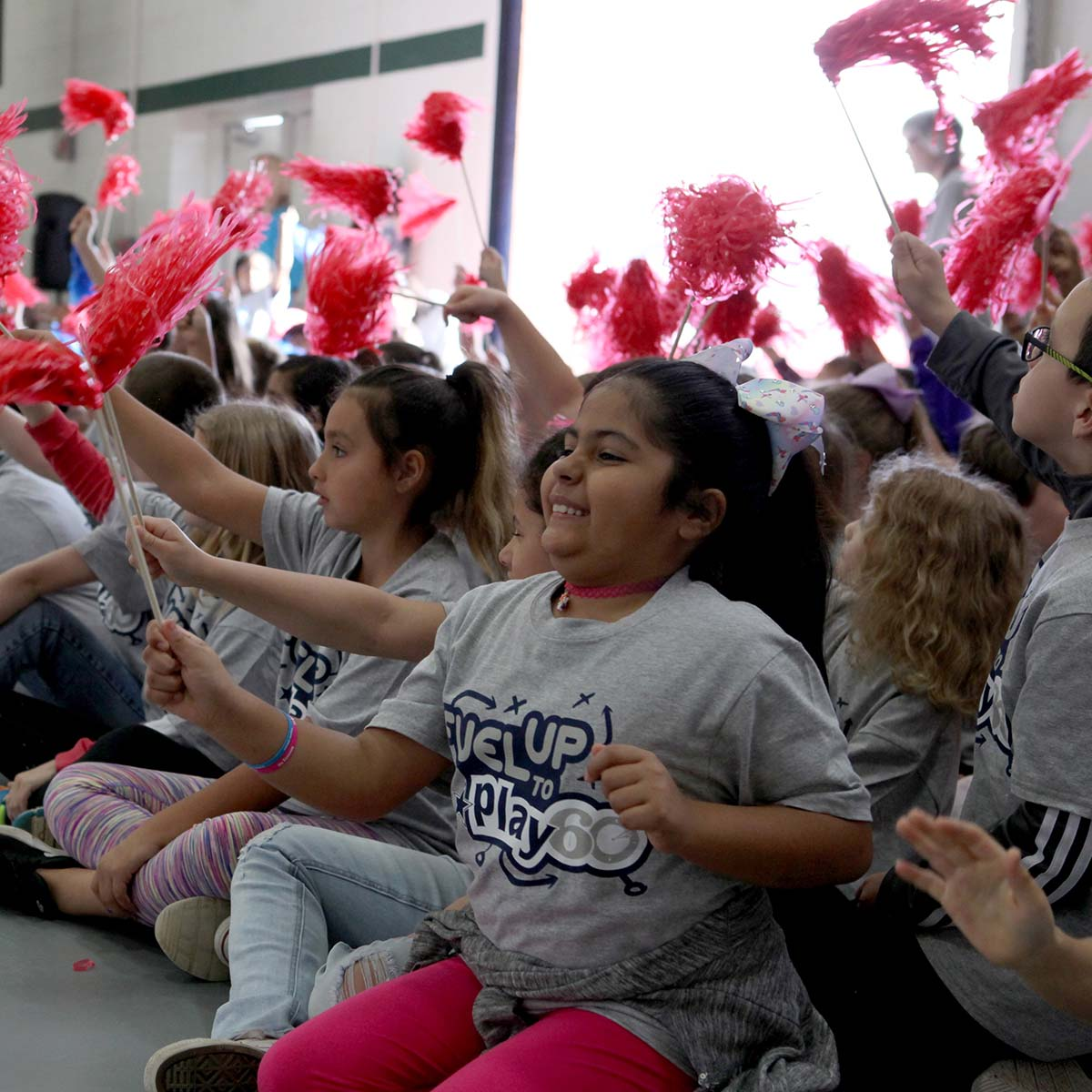 2018 Fuel Up to Play 60 Breakfast Games