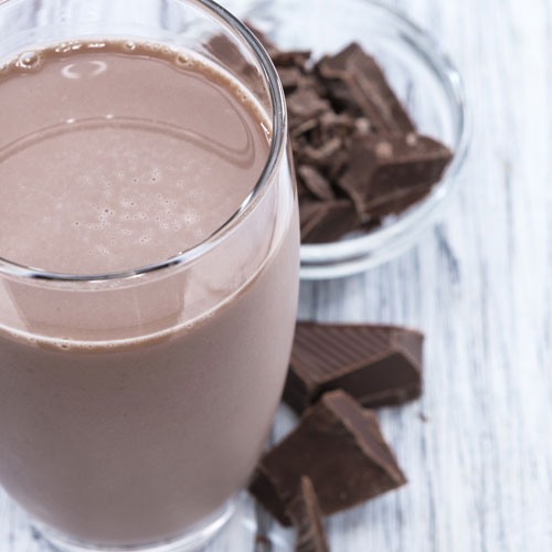 10 Reasons to Add Chocolate Milk to Your Fridge