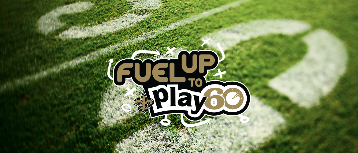 Cam Jordan Becomes New Dairy MAX Fuel Up to Play 60 Player Ambassador