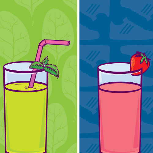 Quiz: What's Your Smoothie Personality?