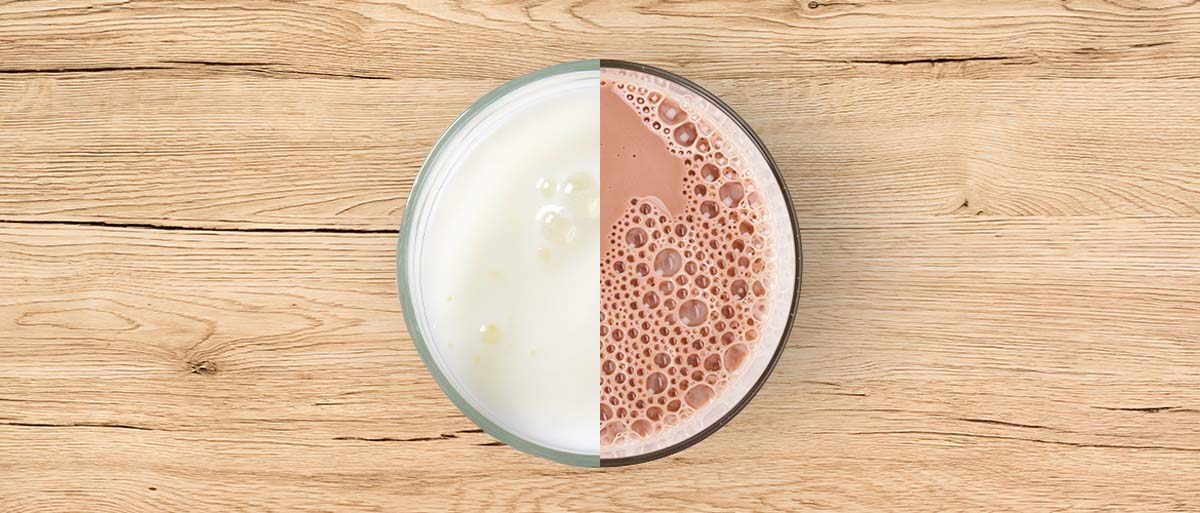 White vs. Chocolate Milk: Can Both Be Part of Your Post-Exercise Game Plan?