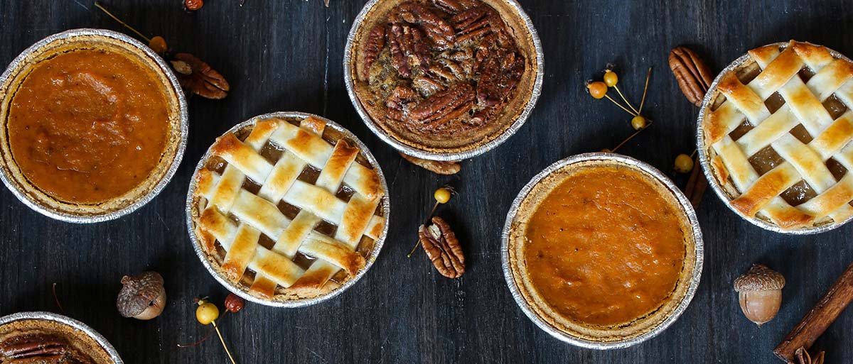 Gobble Up These Holiday Pies!