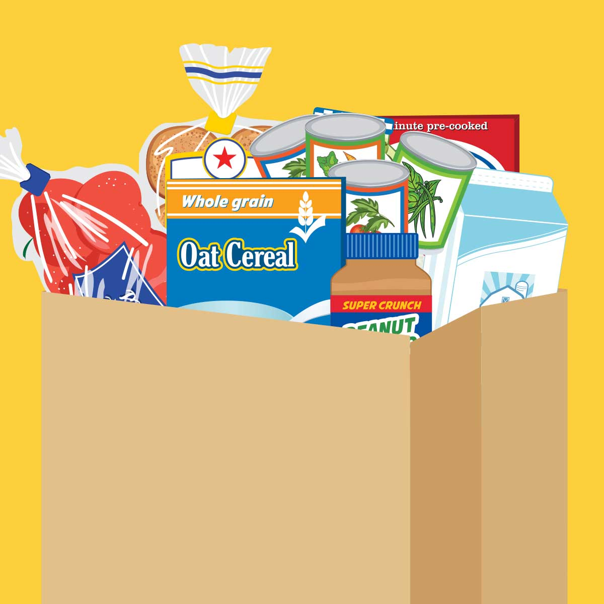 What Do Food Pantries Need Most?