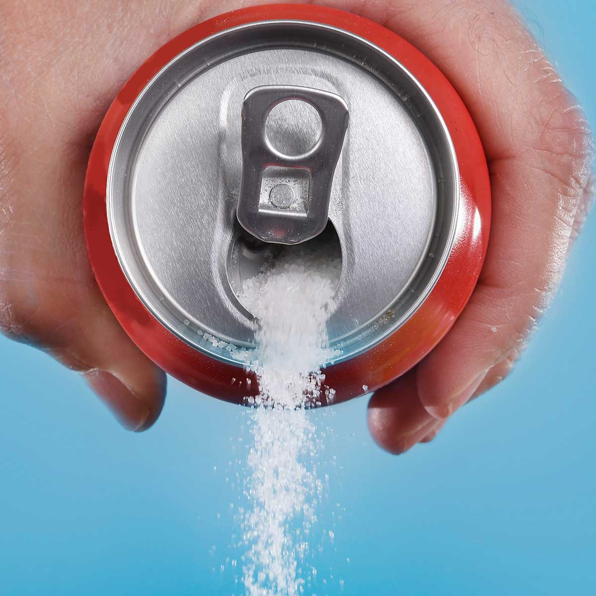 An easy way to cut 2,000 tsp. of sugar from your diet