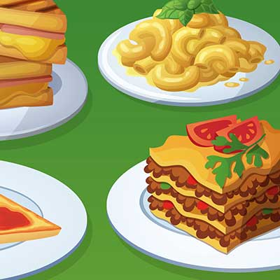 Which Cheesy Food Are You – and What Does It Mean?