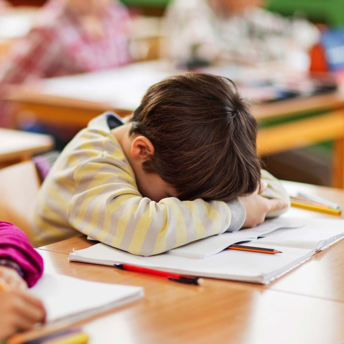 How to Cure Your Child's Mid-Morning Lag