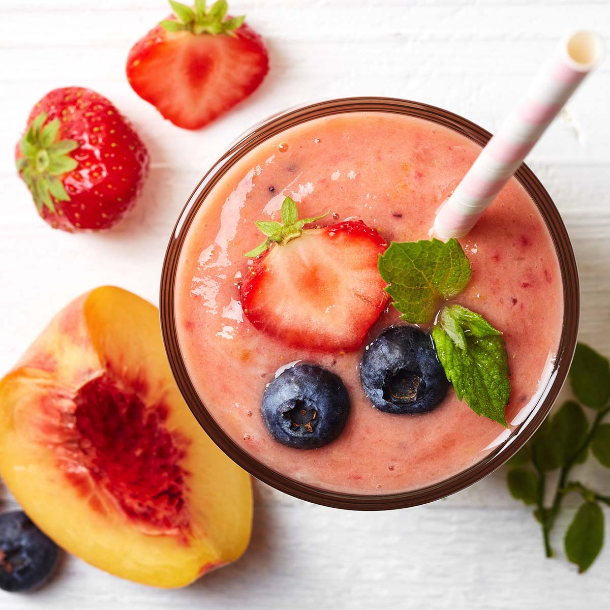 March Smoothies