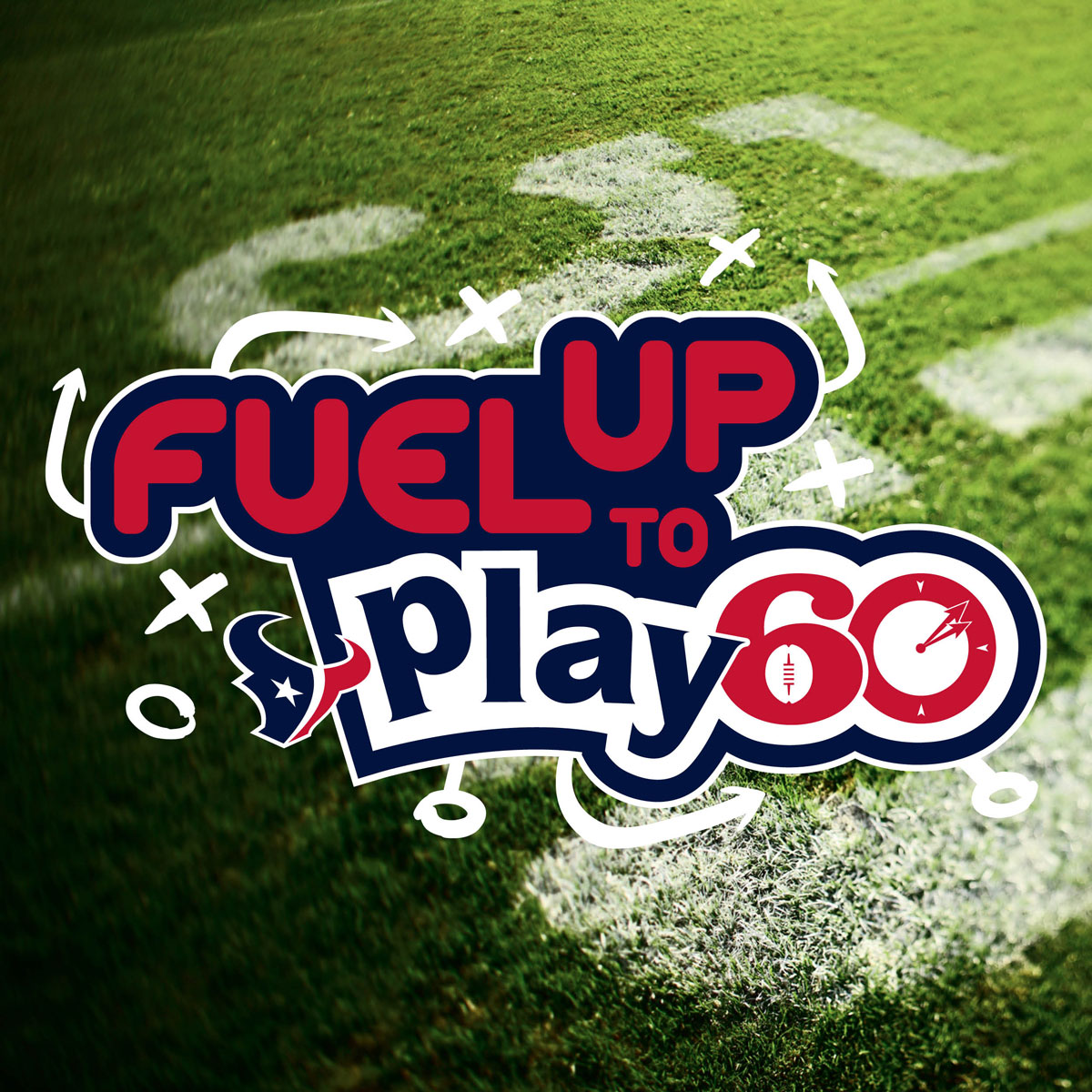 texans fuel up to play 60 logo