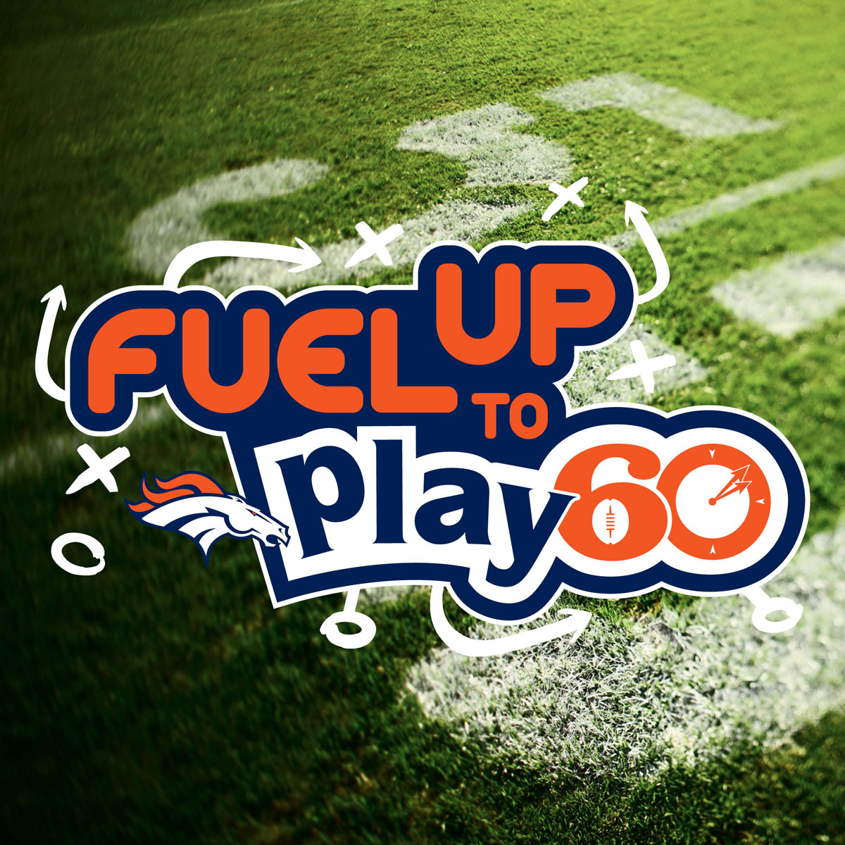 broncos fuel up to play 60 logo