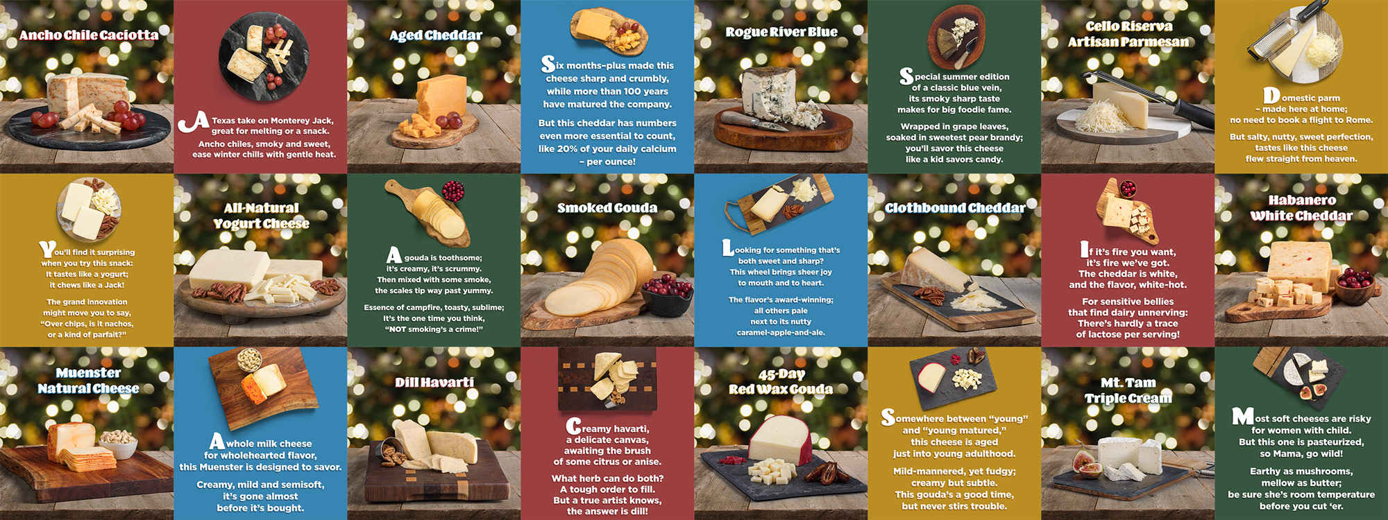 'Twas the Cheese Before Christmas: 12 Cheese Roundup