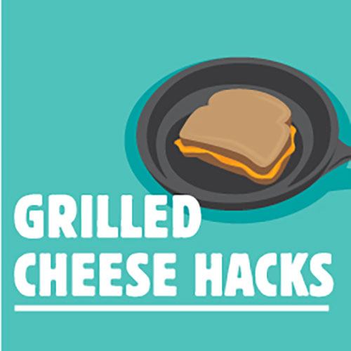 5 Rules for an Ooey-Gooey Guilt-Free Grilled Cheese