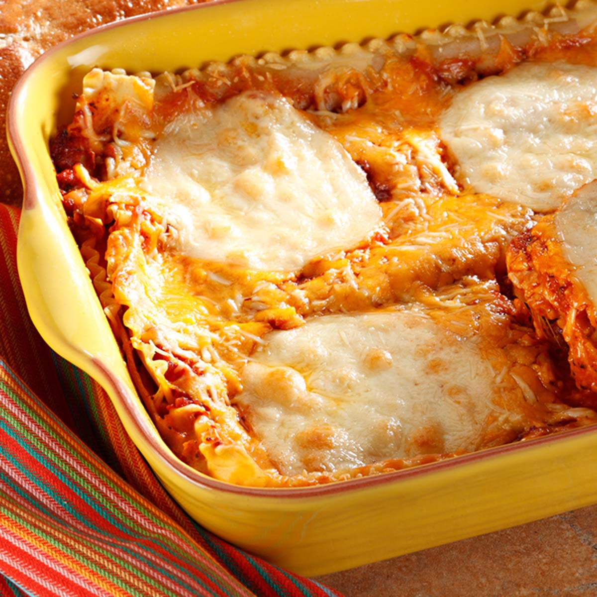 All American lasagna recipe