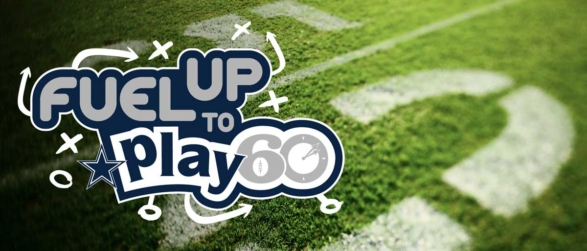 Travis Frederick Becomes New Cowboys Fuel Up to Play 60 Player Ambassador
